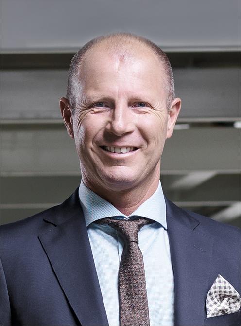 Almi - Unternehmen - Geschäftsführung - Александер Митермайер