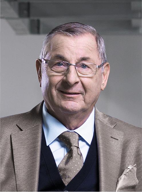 Almi - Unternehmen - Geschäftsführung - Хайнц Митермайер