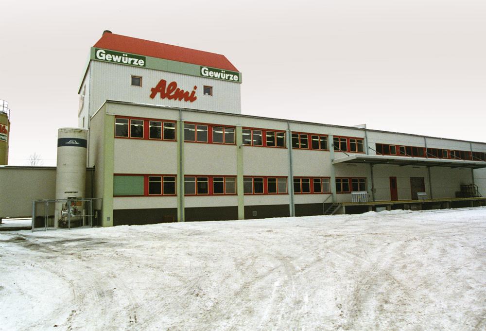 Almi - Unternehmen Timeline - Image 1