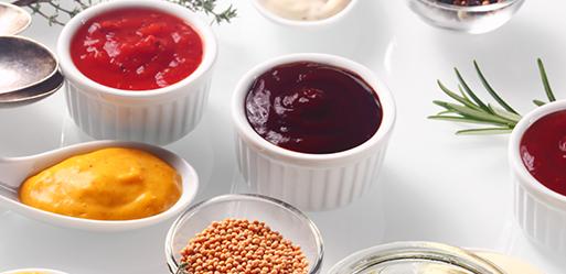 Almi - Produkte - Marinaden / Saucen