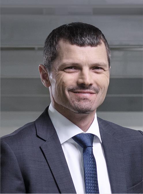 Almi - Unternehmen - Geschäftsführung - Карл Райнгрубер