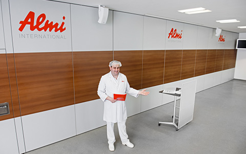 Almi - Ingredients for success - Title